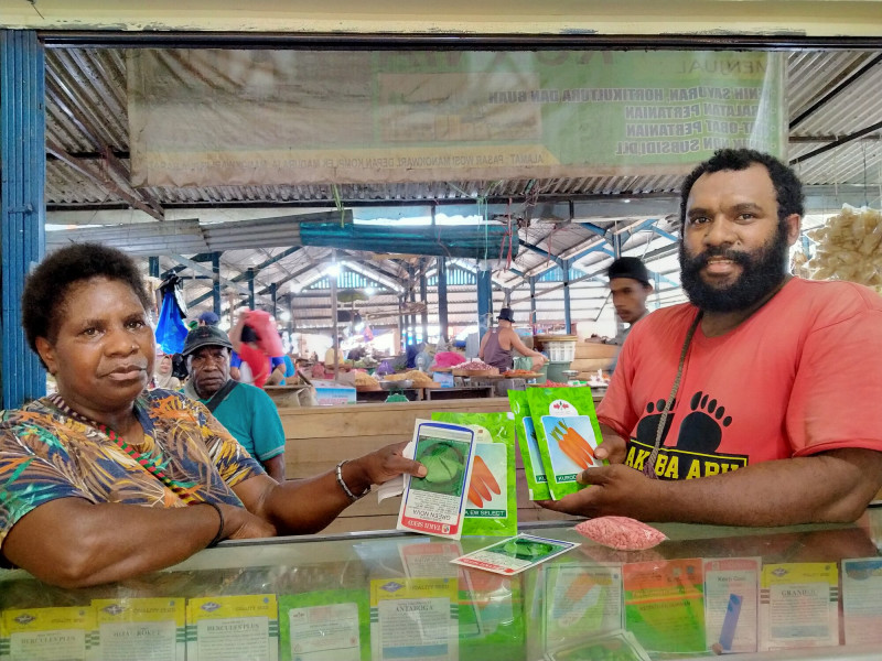 Dari Papua Untuk Papua
