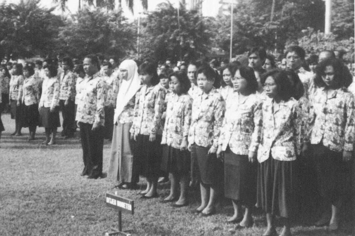 Dari Lapangan Banteng untuk Indonesia