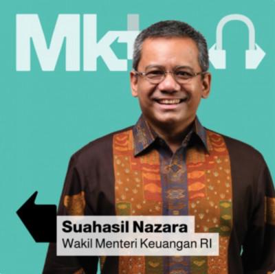 Perlindungan Sosial Efektif Tanggulangi Dampak Pandemi? Podcast Bareng Wakil Menteri Keuangan Suahasil Nazara!