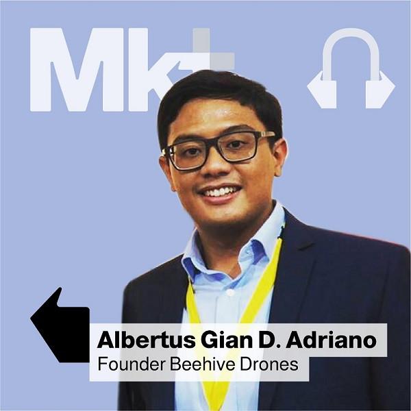 Ngobrolin Pesawat Nirawak atau Drone bersama Albertus Gian Dessayes Adriano, Awardee LPDP!