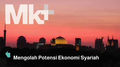 Mengolah Potensi Ekonomi Syariah
